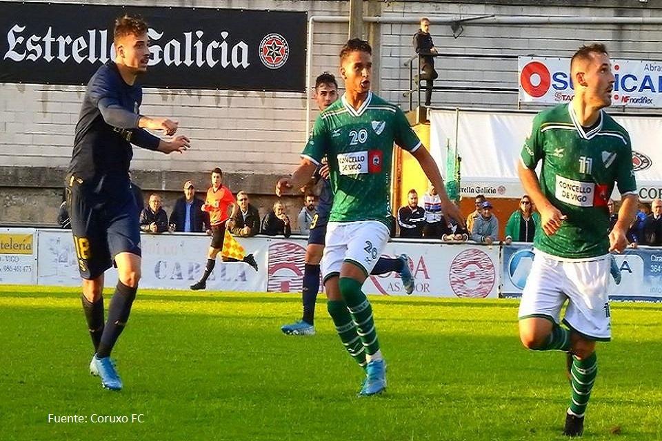 Coruxo FC Grupo I - Febrero 2020