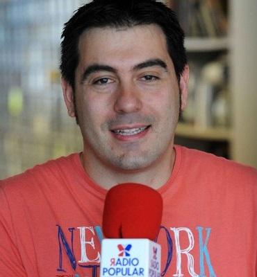 Raúl Jiménez - Periodista Radio Popular