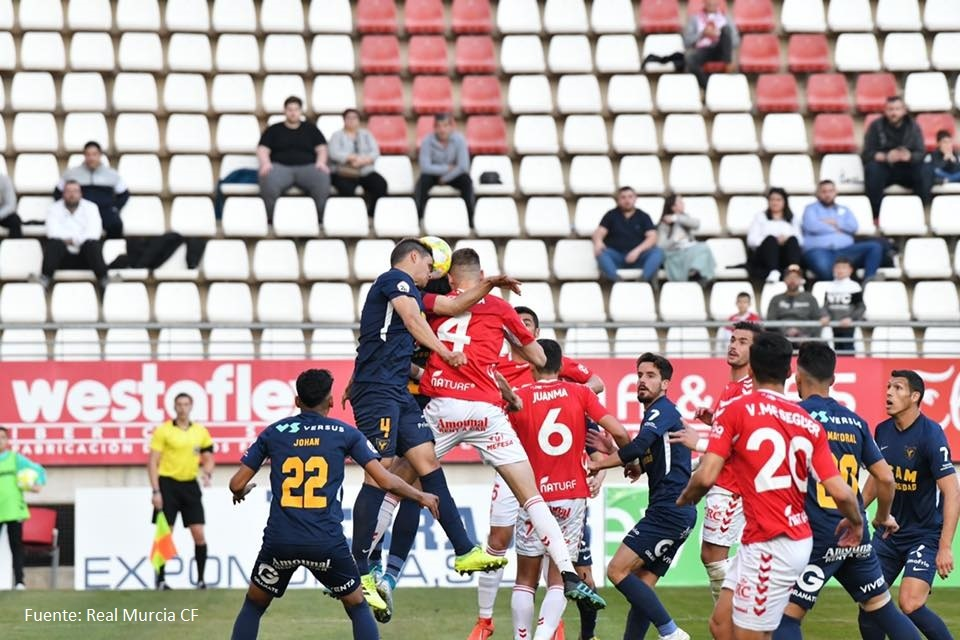 Real Murcia CF Grupo IV - Febrero 2020