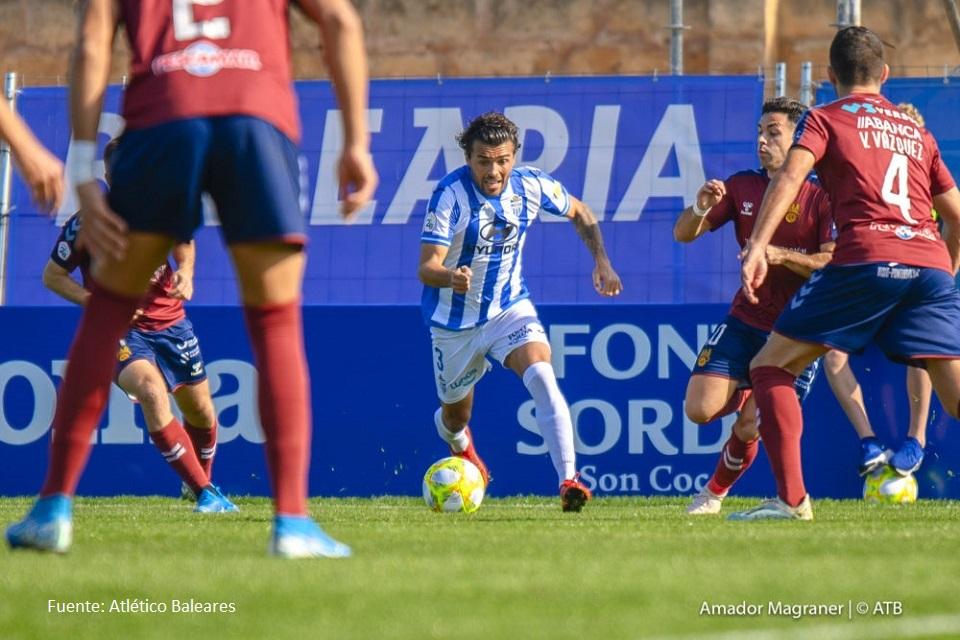 Atlético Baleares vs PontevedraCF Grupo 1 - Febrero 2020