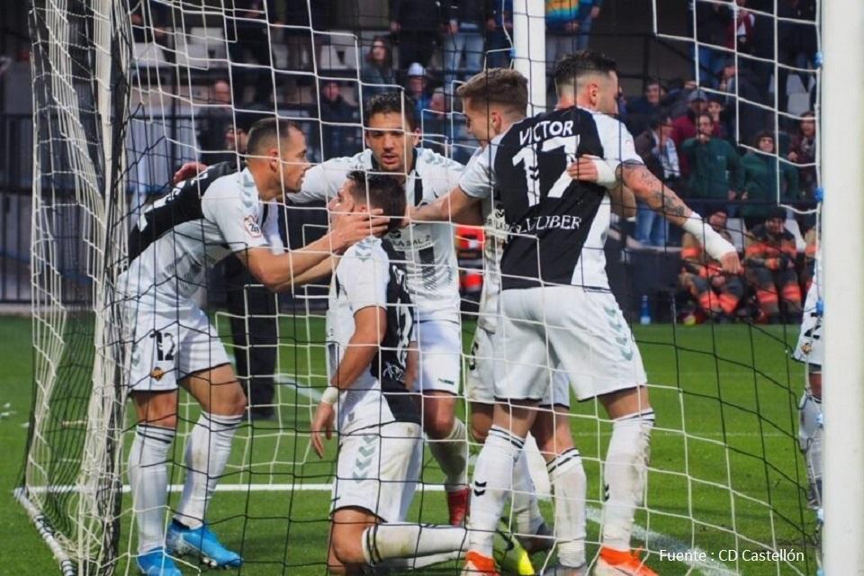 CD Castellón vs Espanyol B Grupo 3 - Febrero 2020