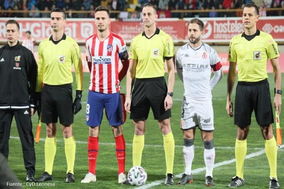 CyD Leonesa vs At Madrid Grupo 2 - Enero 2020