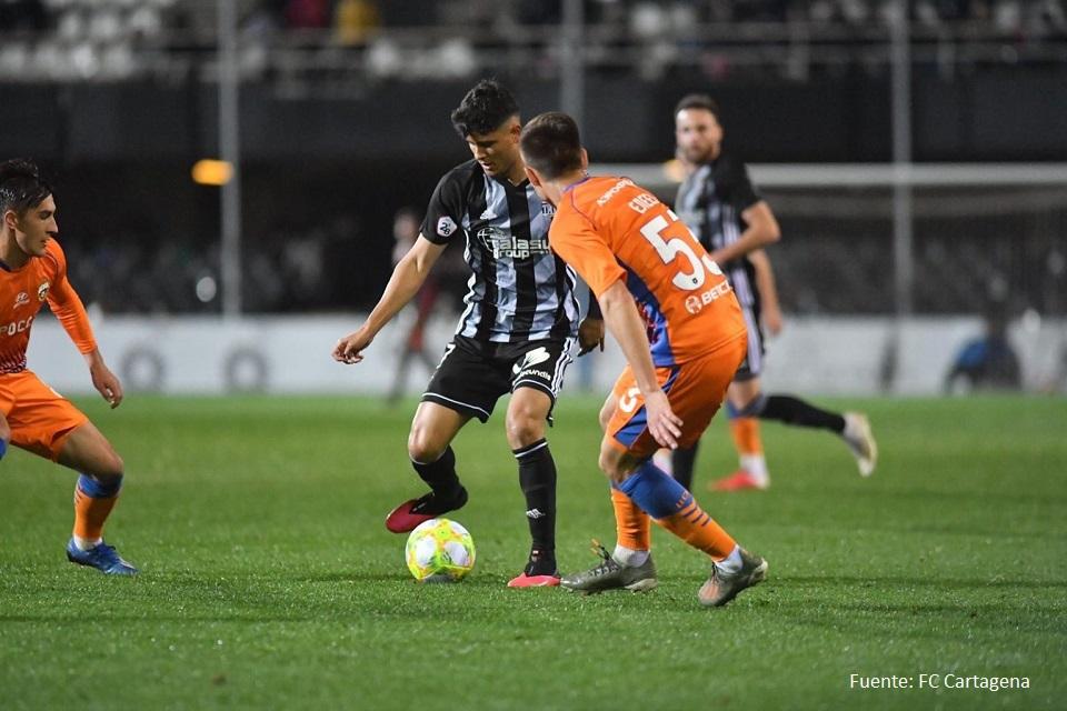 FC Cartagena vs CSK Moscú Grupo 4 - Febrero 2020
